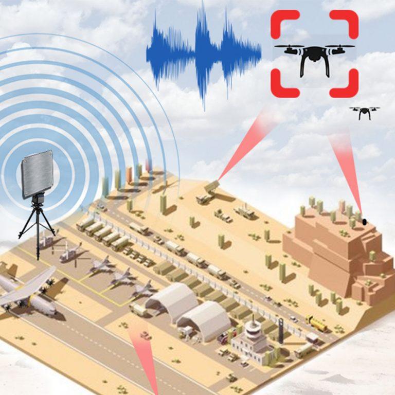 Akustik IHA Tespit Sistemi - Transvaro