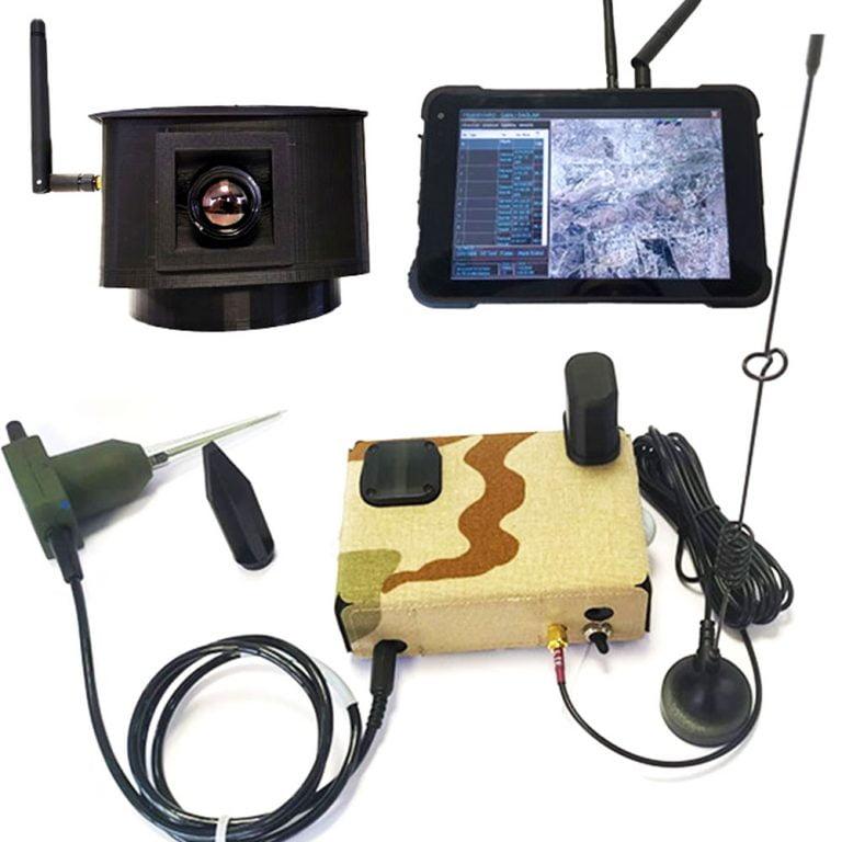 TRV/ATG Sismik Gözetimsiz Zemin Sensörleri - Transvaro