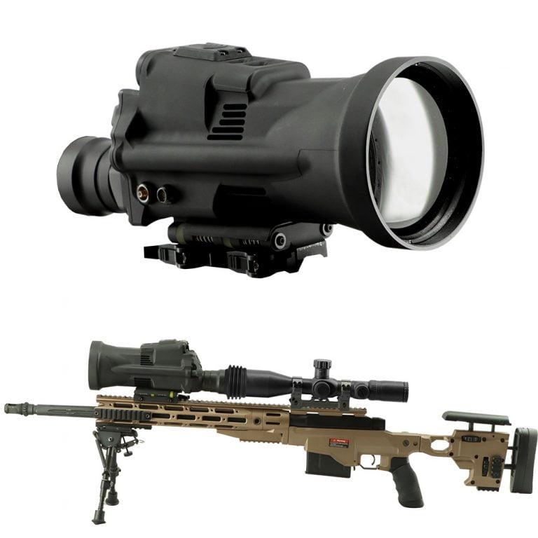 ENGEREK®-C120/ C120HD Termal Silah Nişangahı (Clip-On) - Transvaro