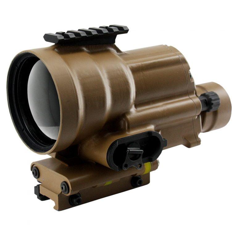 ENGEREK®-C70 Thermal Weapon Sight (Clip-On/Stand-Alone) - Transvaro