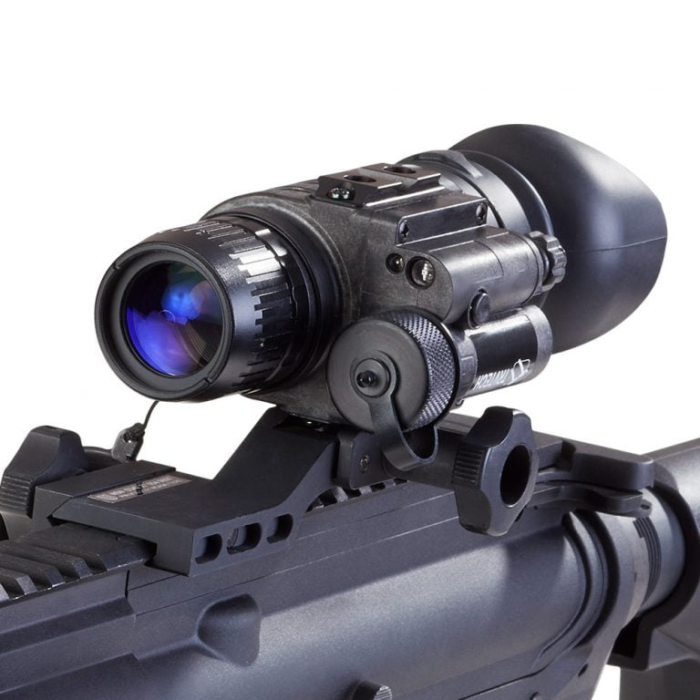 TV/NWS-4/6 Keskin Nişancı Gece Görüş Silah Dürbünü - Transvaro