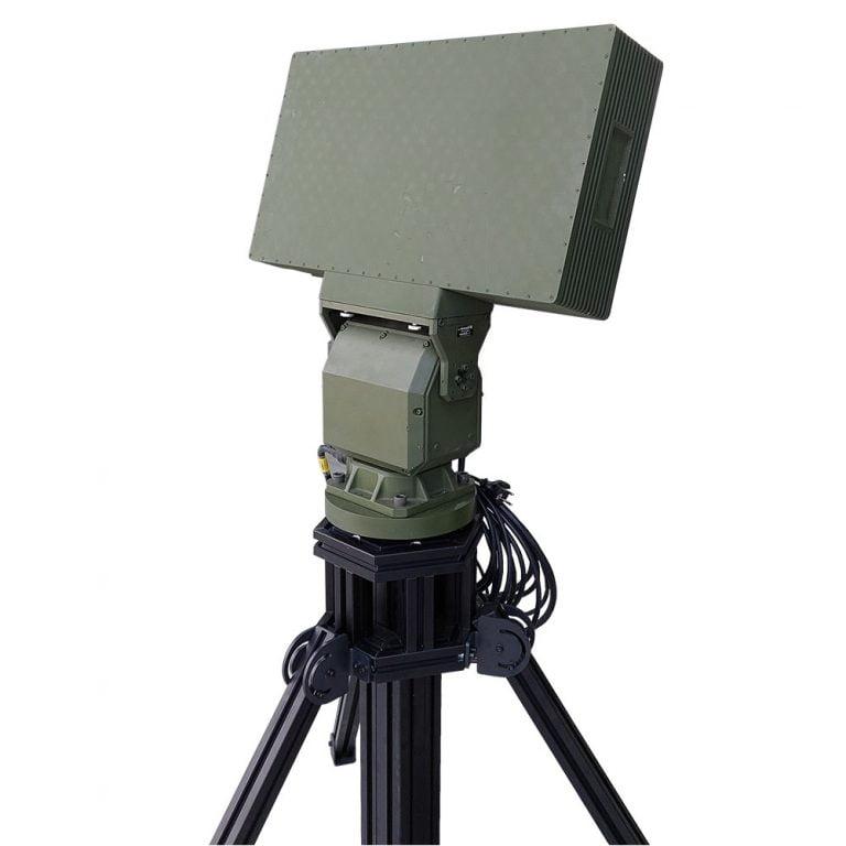 TRV 903 3D Anti UAV Radar - Transvaro