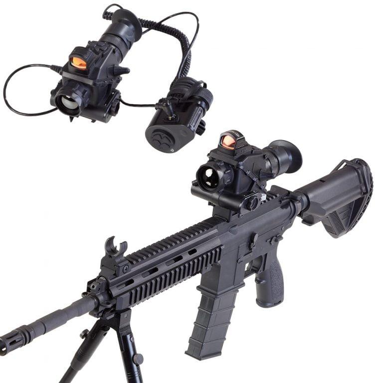 TV/ENGEREK® S40/S40W Termal Silah Nişangahı (Stand-Alone) - Transvaro