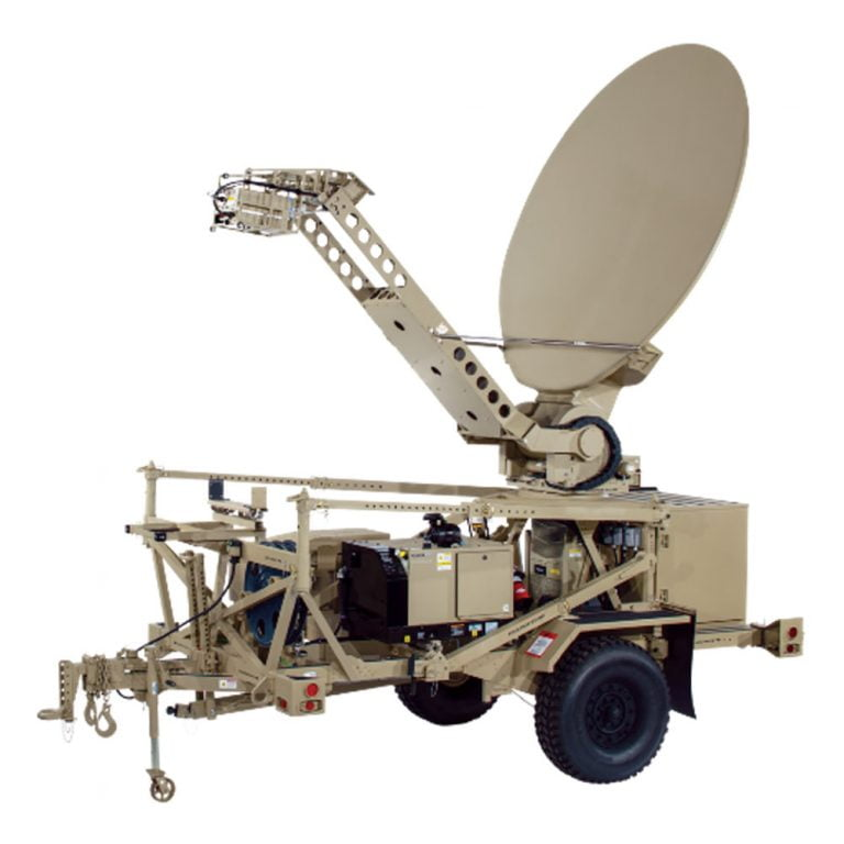 TRV/EMG-7200 HPEM System for UAV Swarm Attacks - Transvaro